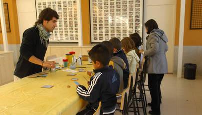 Talleres infantiles de música, inglés, cómic, iniciación artística y pintura