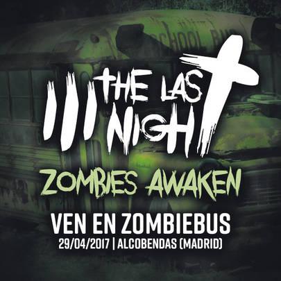 Los zombies invadirán la ciudad el 29 de abril
