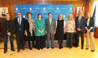 Alcobendas firma cinco convenios para proyectos de Cooperación al Desarrollo
