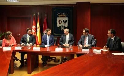 Alcobendas firma un convenio con la Universidad Europea para fomentar el emprendimiento