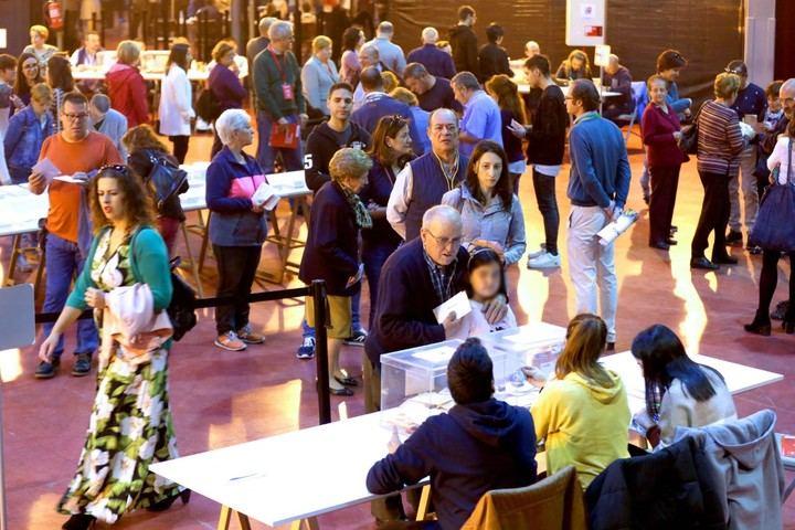 El PSOE y Ciudadanos, los grandes triunfadores de la noche electoral