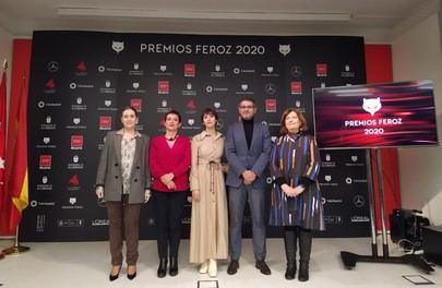Alcobendas acogerá la ceremonia de entrega de Los Premios Feroz de Cine y Televisión