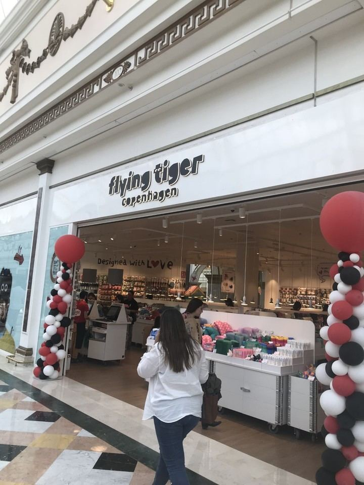 Flying Tiger abre en Plaza Norte 2