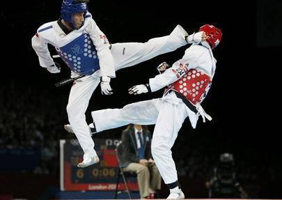 Campeonato de España de taekwondo en Sanse