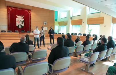 Sesenta personas desempleadas se incorporan al Ayuntamiento de Alcobendas