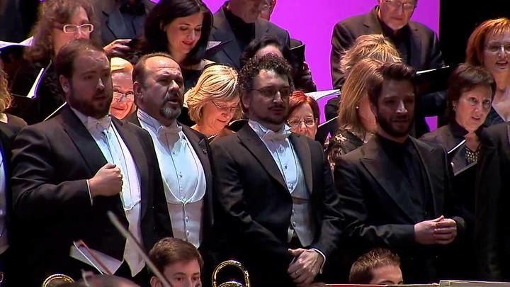 Lo mejor de los tres tenores en concierto en Alcobendas