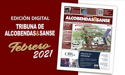Versión digital de La Tribuna de Alcobendas&Sanse