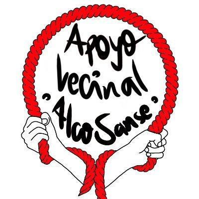 La Red de Apoyo Vecinal de AlcoSanse hará el próximo reparto de alimentos 'con cita previa'