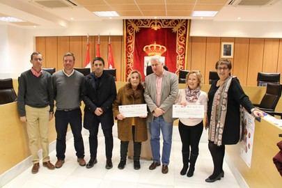 Dos vecinas de Sanse ganan los 'Premios al comprador' convocados por el Ayuntamiento, ACENOMA y ANOME