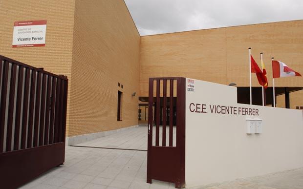 Ciudadanos denuncia la situación del Centro Público de Educación Especial Vicente Ferrer