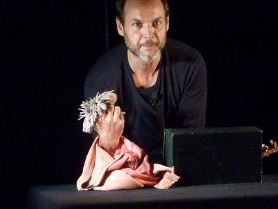 Vida de Javier Aranda en el Teatro Auditorio Ciudad de Alcobendas