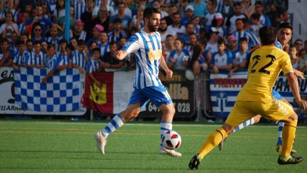El Alcobendas Sport no pudo remontar frente al Villarrubia C.F y seguirá en Tercera División