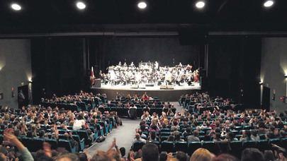 Concierto de Navidad de la Coral y la Banda Municipal de Música de Alcobendas