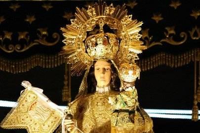 XXV Aniversario de la Coronación Canónica de la Virgen