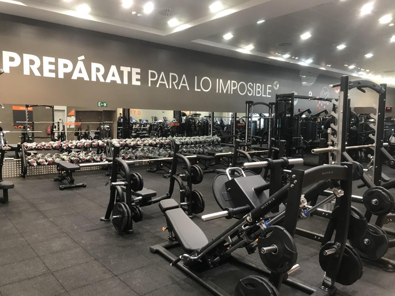 Abre sus puertas en alcobendas el gimnasio vivagym tribuna de la moraleja - Gimnasio en alcobendas ...