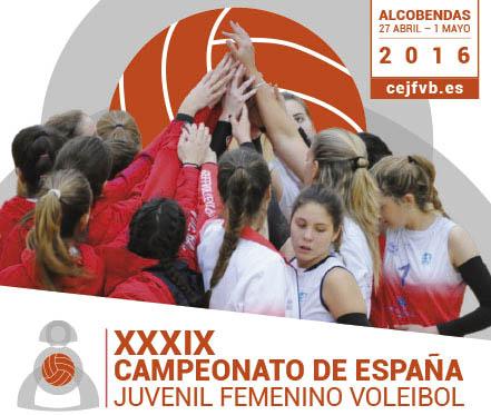 Campeonato de España de Voleibol