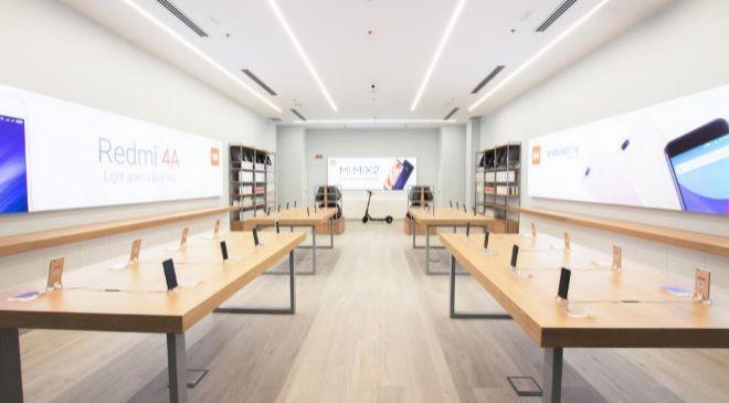Xiaomi abre la tercera Tienda Mi Autorizada en Plaza Norte 2