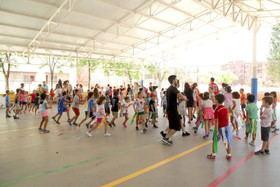 Más de 2.000 niños participan en las Colonias Urbanas