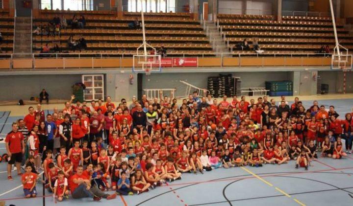 VII Torneo de Baloncesto Memorial Sandra Vicente Herreros